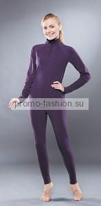 Лосины GUAHOO Fleece Basic 701 P/DVT [XS(42)/164-84-90]